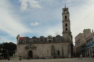 Plaza de la San Francisco de Asisi Catedral