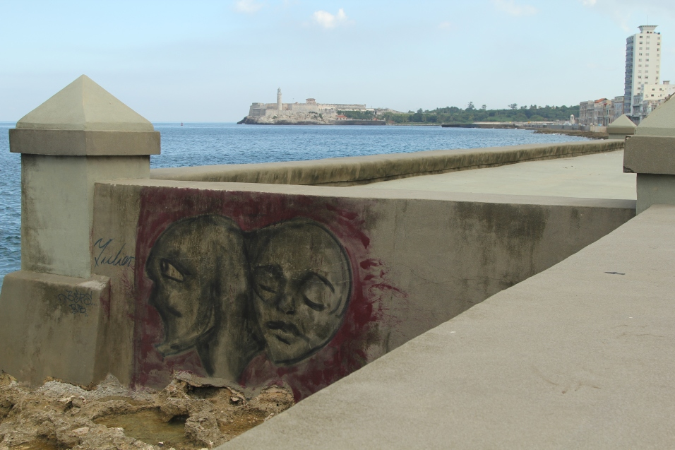 Malecon - The corniche of Havana