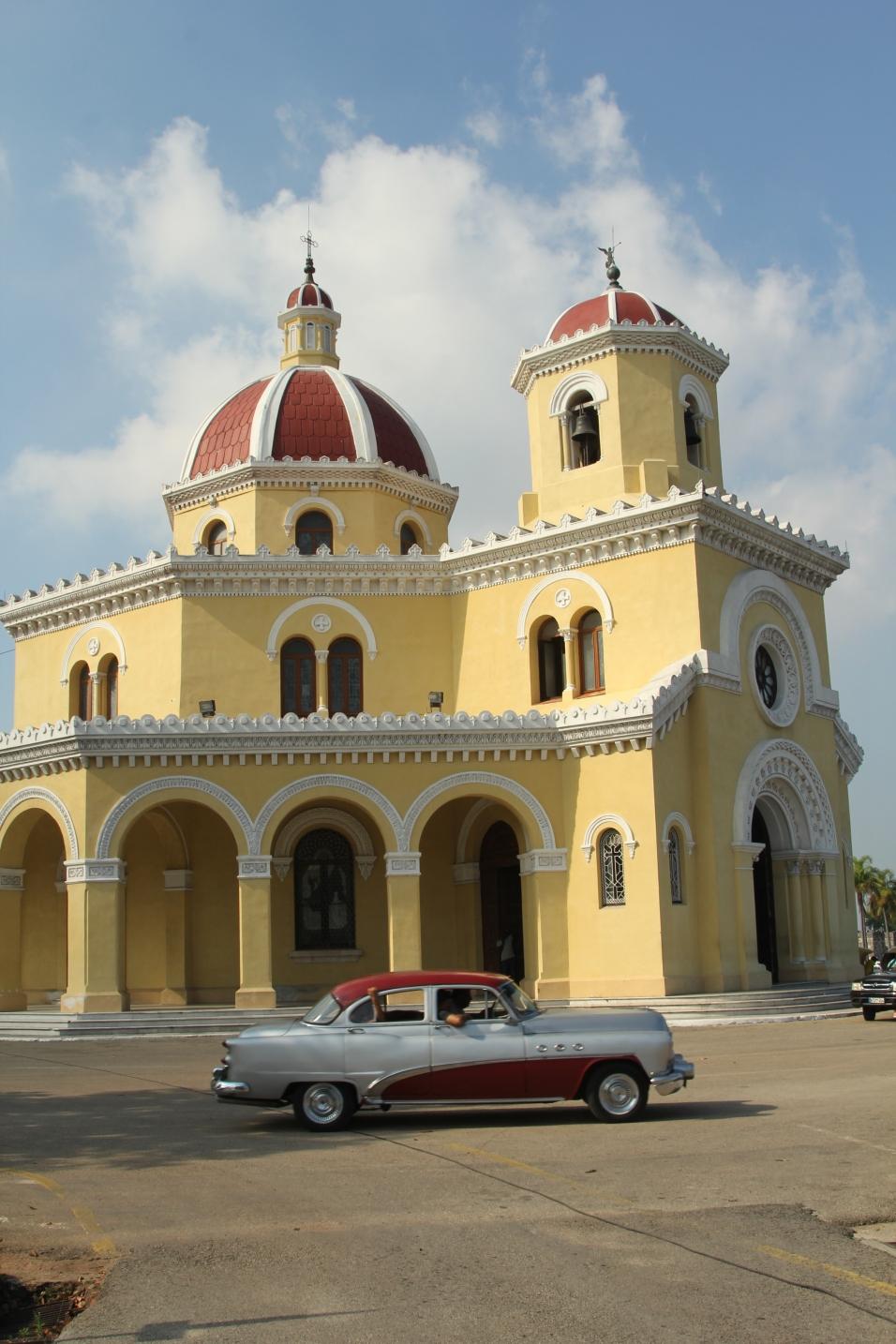 Cemetario Cristobal Colon