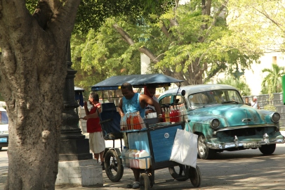 Street life in Havana