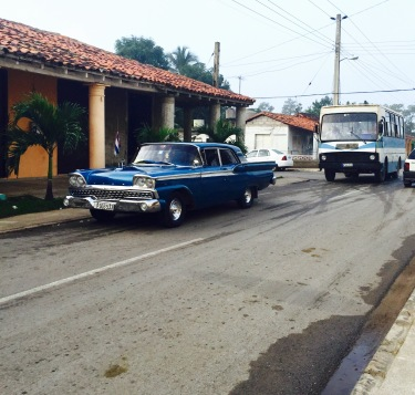 Oldies but goldies on the streets of Vinales