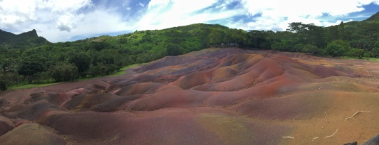 7 colors earth @ Chamarel