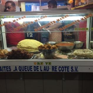 Food court @ Port Louis Market