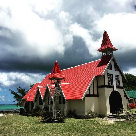 Notre Dame Church in Cap Malheureux
