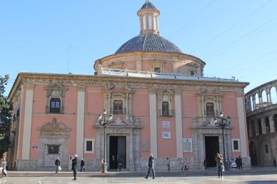 Basilica de la Virgen