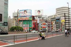 Streets of Shinjuku