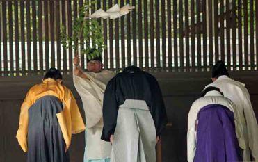 Ceremony @ Meiji Shrine