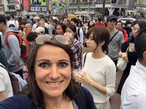 Me at Shibuya crossing