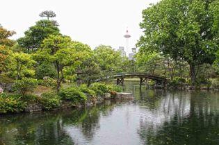 Shosei-en Garden in Kyoto