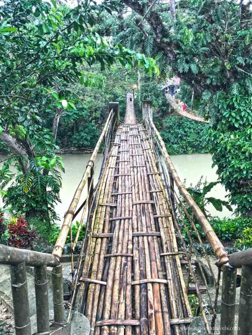 Hanging Bridge @ Bohol