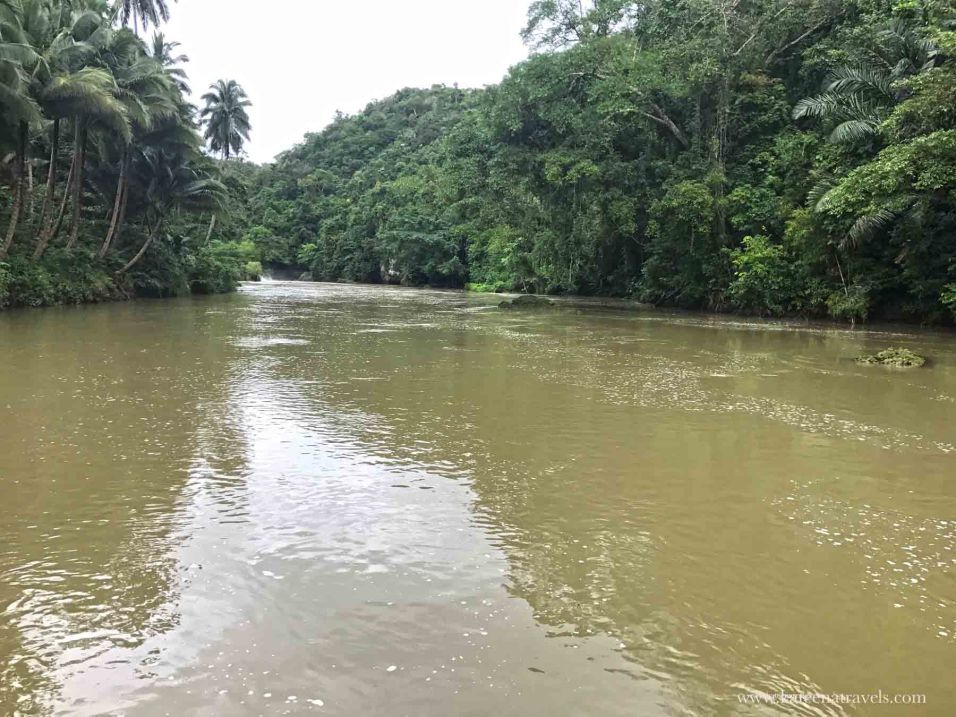 Loboc River on Bohol